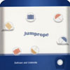 "Jumprope - ""Suitcase & Umbrella"""